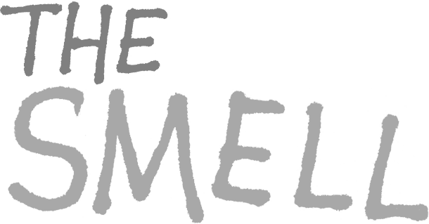 The Smell logo